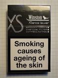 Сигареты WINSTON XSence фото 2