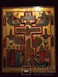 Икона Распятие Иисуса Христа, фото №2