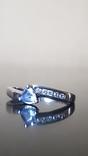 Золотое кольцо  с бриллиантами  и Танзанитом., фото №7