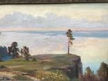 """Большая Картина """" Утес """". Холст, Масло., фото №7"""
