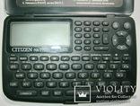 Записная книжка citizen rx-2700 ii 8 кб, фото №3