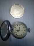 Часы карманные Молния. На запчасти или восстановление., фото №2