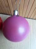 3 стареньких шарика.Один - новый., фото №4