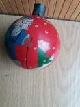 3 стареньких шарика.Один - новый., фото №7
