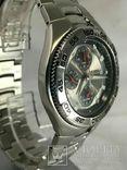 Хронограф Seiko Sport Chronograph Diver SNA625P1 Alarm 7T62-0FT0, фото №3