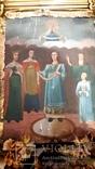 Икона Покрова Пресвятой Богородицы 46 на 53, фото №2