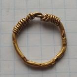 Височин кольцо ЧК AU, фото №4