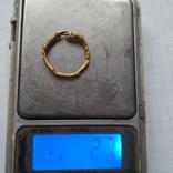 Височин кольцо ЧК AU, фото №5