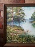 Берега и реки 35×50. Бельчев А. А. №5, фото №6