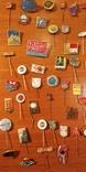 Лот значков разной тематики, фото №3