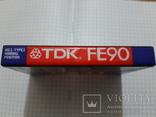 Кассета TDK 1980s, фото №5