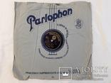 Parlophon Парлофон 1920s 1930s в конверте, фото №3