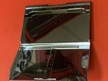 Винтажная коробочка с прозрачными кристаллами и зеркальцем внутри с Англии, фото №13