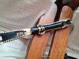 Камча нагайка плетка Казахская новая сувенир козья ножка, фото №3
