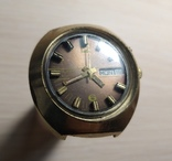 Часы СЛАВА косая асимметричная автомат AU 10, фото №3