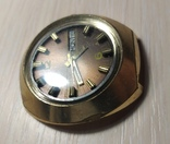 Часы СЛАВА косая асимметричная автомат AU 10, фото №5