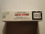 Сигареты LUCKY STRIKE Zuckies ORIGINAL RED фото 3
