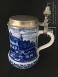 Пивная кружка Berlin Echt Kobalt Германия, фото №4