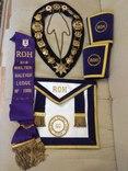 Регалии Старинного Королевского Ордена Буйволов - Почетный Знак, фото №2