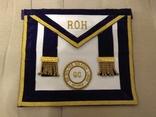 Регалии Старинного Королевского Ордена Буйволов - Почетный Знак, фото №6