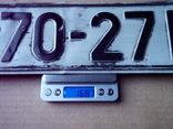 Номер 770 -27 НА . Алюміній ( 168 грам ), фото №4