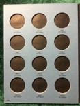 Альбом для монет США 50 центов с 1964 по 1985, фото №3