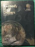 Альбом для монет США 50 центов с 1986 по 2003, фото №2