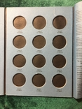 Альбом для монет США 50 центов с 1986 по 2003, фото №6