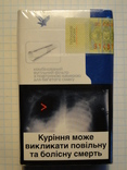 Сигареты PRESIDENT BLUE фото 2