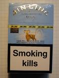 Сигареты JIN LING BLUE