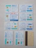 Телефонные карты + бонус, фото №3