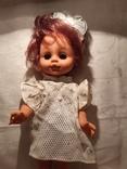 Кукла Хельга 30 см ГДР  - 60-70 г.г., фото №4
