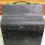 Трофейный аккардион HugoStark (6GANS 7 1\2 IBS. E.A  WT.5(?50-или 59) СU. 1.27, фото №8