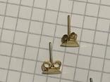Три пары серьг(11), фото №6