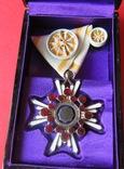 . Орден Священного Сокровища,IVстепени, Японская Империя., фото №3