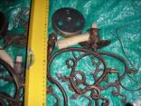 Детали,запчасти для люстр,бра,бронза ,латунь(2), фото №5
