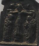 Иконка  -распятие Исуса Христа с предстоящими, фото №2