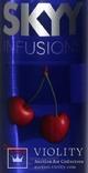 Водка Skyy Infusions Cherry, 0,75л, США, фото №4
