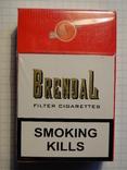 Сигареты Brendal Red