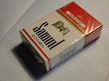 Сигареты SAMUIL Югославия фото 7