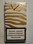 Сигареты NZ GOLD Super Slims