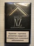 Сигареты NZ GOLD COMPACT фото 1