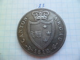 4 франк 1812 год копия, фото №3