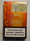 Сигареты PALL MALL NANOKINGS AMBER фото 2