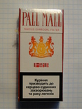 Сигареты PALL MALL RED