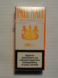 Сигареты PALL MALL AMBER