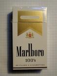 Сигареты Marlboro GOLD USA 100mm