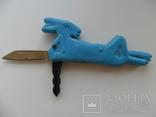 """Ключ- нож """"Заяц"""" от мотоцикла """"Восход""""., фото №3"""