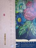 Декоративные кухонные доски. Ручная роспись., фото №9