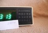 Настольные часы Электроника 7-21-01, фото №8